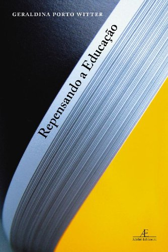Repensando a Educação, livro de Geraldina Porto Witter