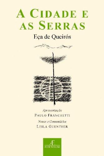 A Cidade e as Serras, livro de Eça de Queirós