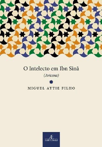 O Intelecto em Ibn Sina(Avicena), livro de Miguel Attie Filho