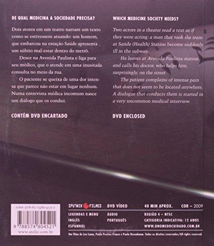 O Nome do Cuidado, livro de Leo Lama, Paulo Hersch Rosenbaum