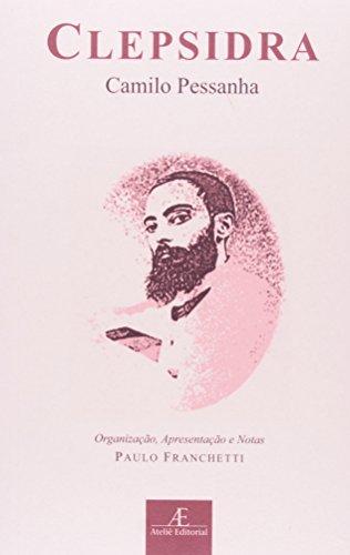 Clepsidra, livro de Camilo Pessanha