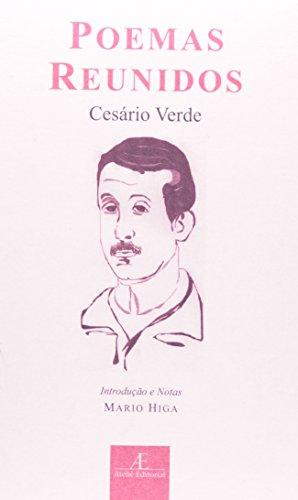 Poemas Reunidos, livro de Cesário Verde