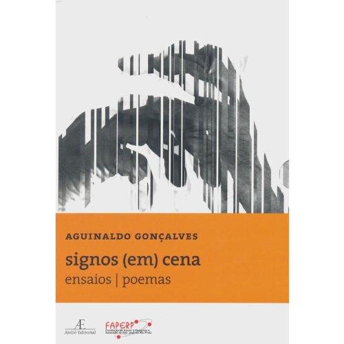 Signos (em) Cena, livro de Aguinaldo Gonçalves