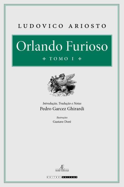 Orlando Furioso - Tomo I, livro de Ludovico Ariosto