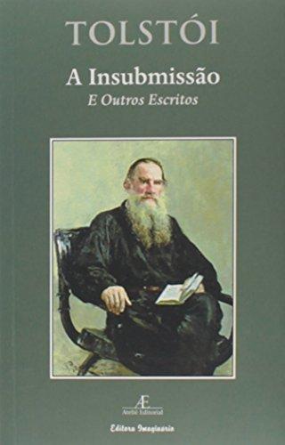 A insubmissão e outros escritos, livro de Liev Tolstói