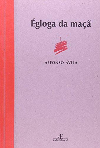 Égloga da Maçã, livro de Affonso Ávila