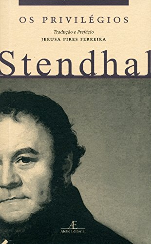 Os Privilégios, livro de Stendhal