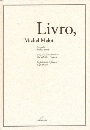 Livro,, livro de Michel Melot