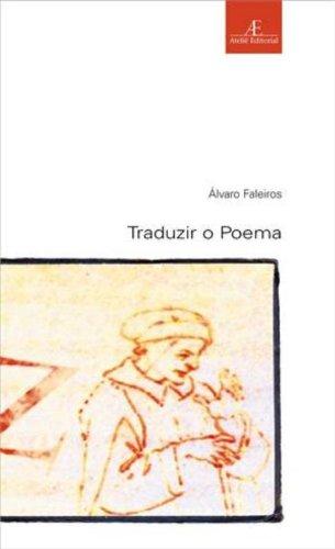 Traduzir o Poema, livro de Álvaro Faleiros