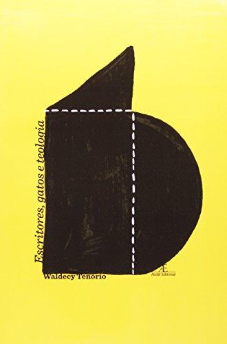 Escritores, Gatos e Teologia, livro de Waldecy Tenório