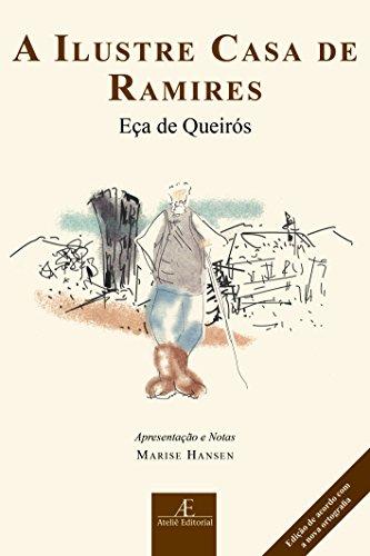 Ilustre Casa de Ramires, A, livro de Eça de Queirós
