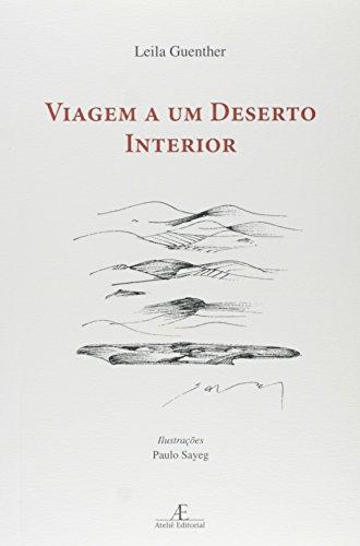 Viagem a um Deserto Interior, livro de Leila Guenther