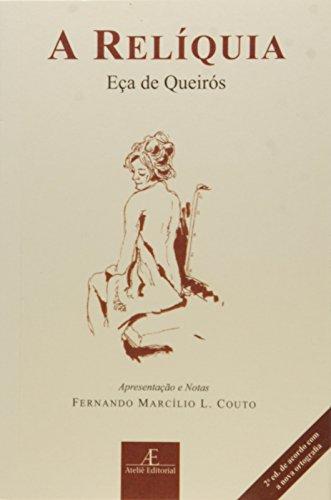 Relíquia, A, livro de Eça de Queirós