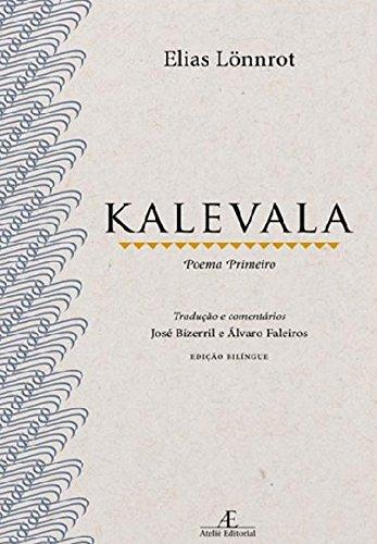 Kalevala – Poema Primeiro, livro de Elias Lönnrot