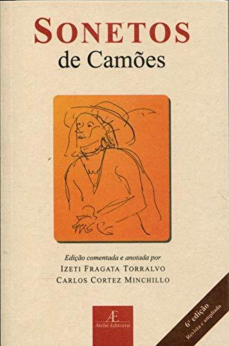 Sonetos de Camões, livro de Luís de Camões