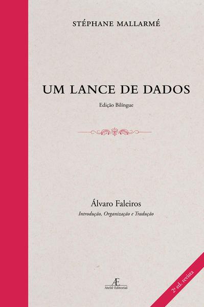 Um Lance de Dados, livro de Stephane Mallarme