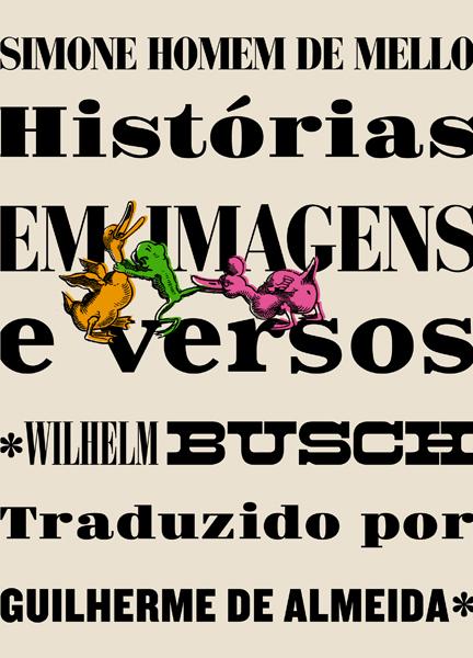 Histórias em Imagens e Versos, livro de Wilhelm Busch