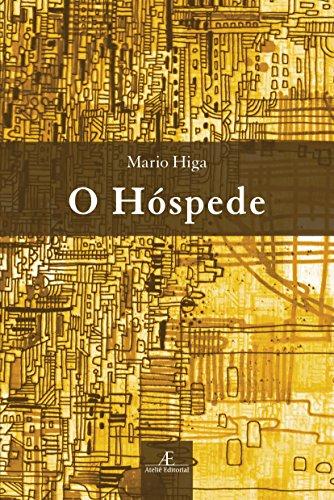 O Hóspede, livro de Mario Higa