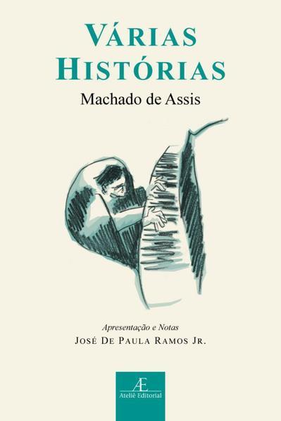 Várias Histórias, livro de Machado de Assis