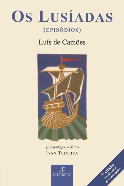 Os Lusíadas: Episódios, livro de Luís de Camões