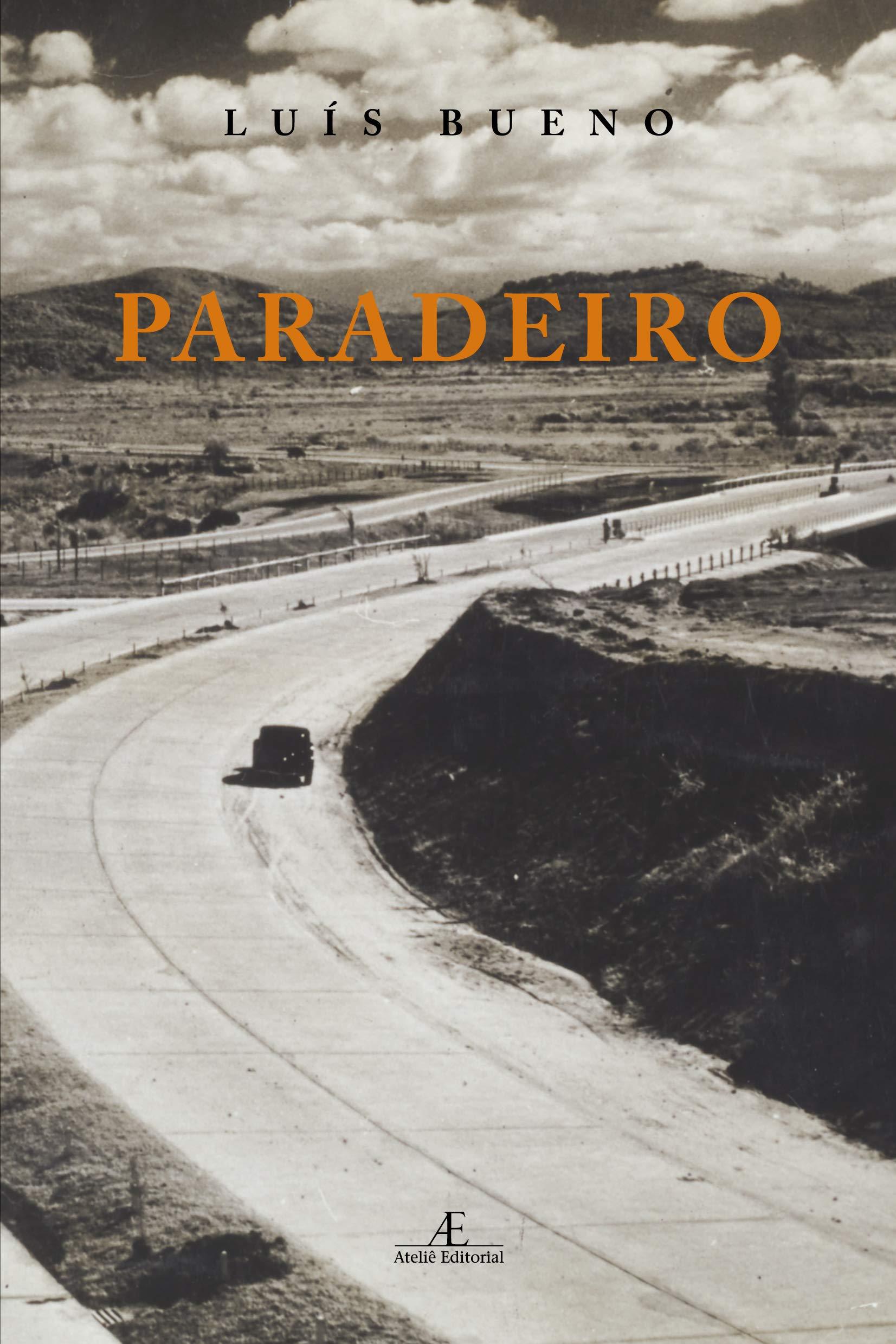 Paradeiro, livro de Luís Bueno