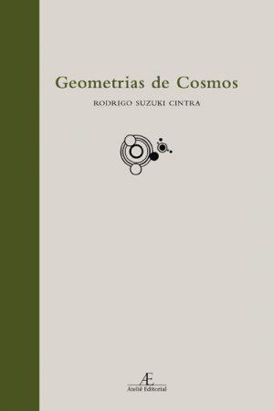 Geometria de cosmos, livro de Rodrigo Suzuki Cintra