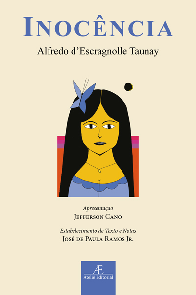 Inocência, livro de Alfredo d´Escragnolle Taunay