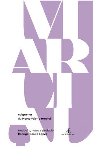 Epigramas (2ª ed.), livro de Marco Valério Marcial