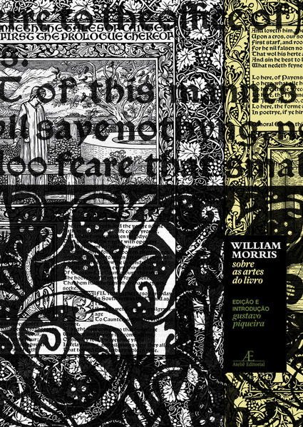 William Morris - Sobre as Artes do Livro, livro de William Morris