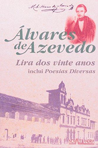 Lira Dos Vinte Anos, livro de Alvares de Azevedo