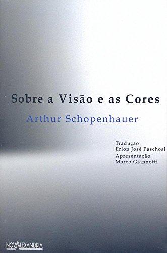 Sobre a Visão e as Cores, livro de Arthur Schopenhauer