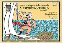 As Sete viagens fabulosas do marinheiro Simbad: em cordel, livro de