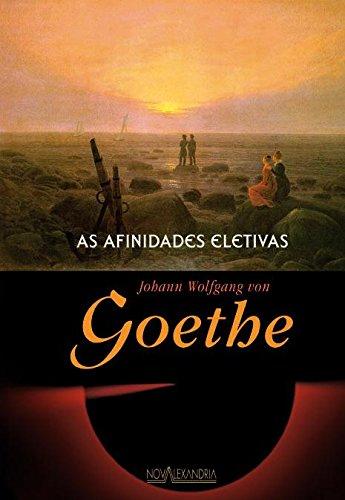 As Afinidades eletivas, livro de J. W. Goethe