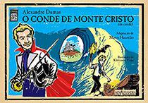O Conde de Monte Cristo em cordel, livro de Alexandre Dumas