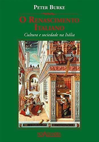 O Renascimento Italiano: Cultura e sociedade na Itália, livro de Peter Burke