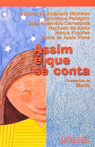 Assim E Que Se Conta, livro de Antonio de Alc Domingos Pelle
