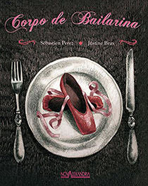 Corpo de Bailarina, livro de Sebastien Perez