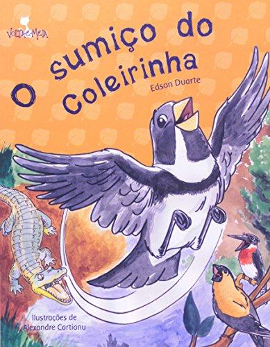 O Sumico Do Coleirinha, livro de Edson Duarte