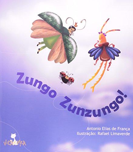 Zungo Zunzungo!, livro de Antonio Elias de França