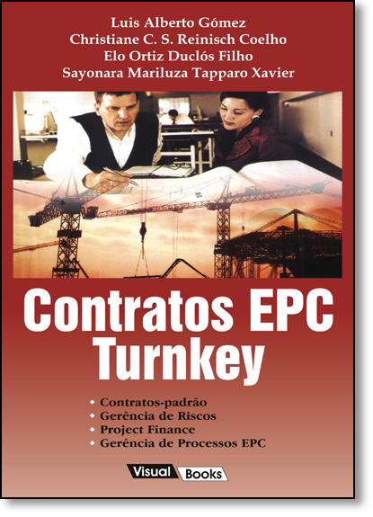 Contratos Epc Turnkey, livro de Luis Alberto Gómez