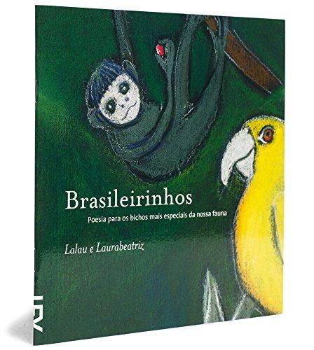 Brasileirinhos, livro de Lalau e Laurabeatriz