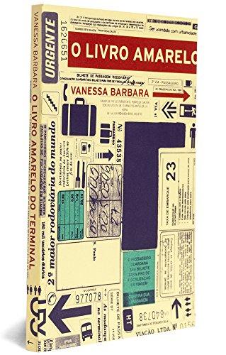 O livro amarelo do terminal, livro de Vanessa Barbara