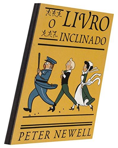 O livro inclinado, livro de Peter Newell