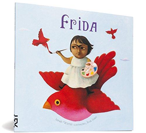Frida, livro de Jonah Winter