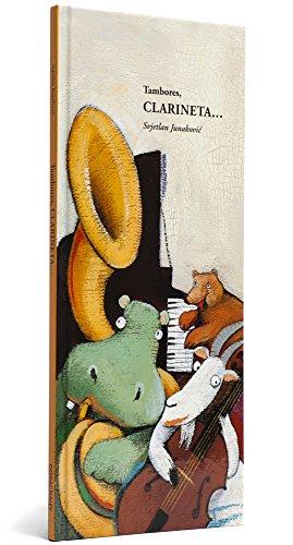 Tambores, Clarineta, livro de Svjetlan Junakovic
