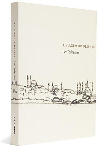 A viagem do Oriente, livro de Le Corbusier