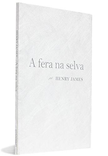 A fera na selva, livro de Henry James