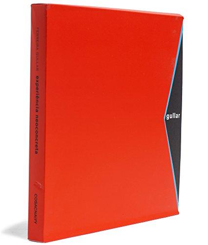 Experiência neoconcreta: momento-limite da arte, livro de Ferreira Gullar