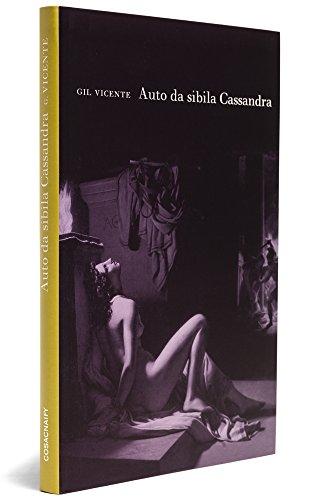 Auto da sibila Cassandra, livro de Gil Vicente