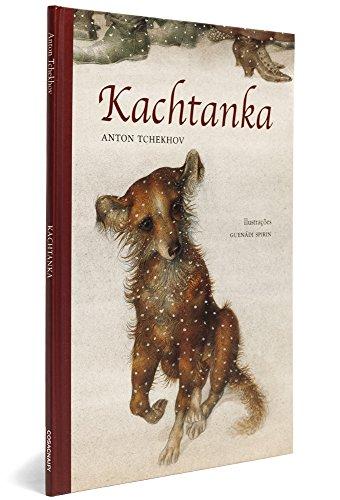 Kachtanka, livro de Anton Tchekhov (texto); Genádi Spirin (ilustrações)